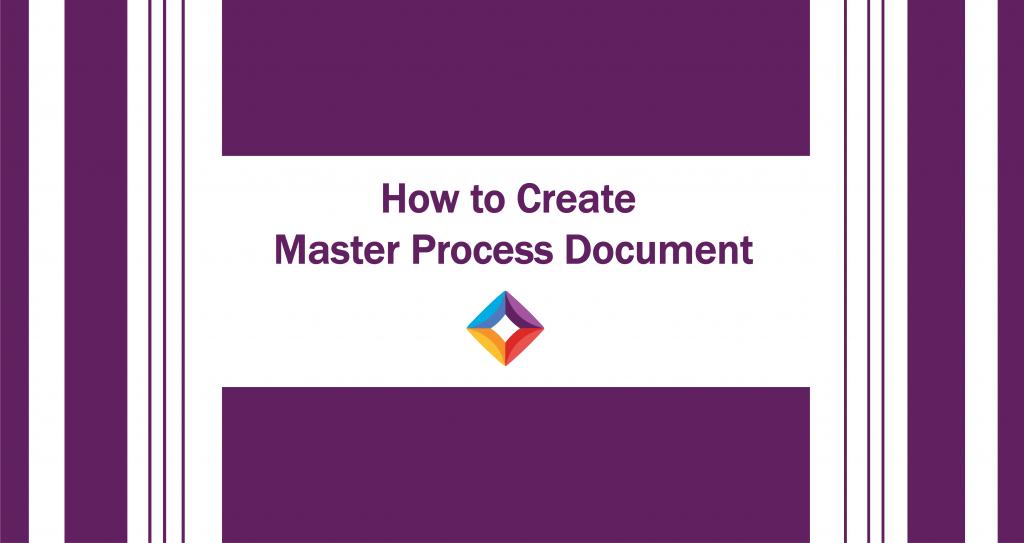 master process document