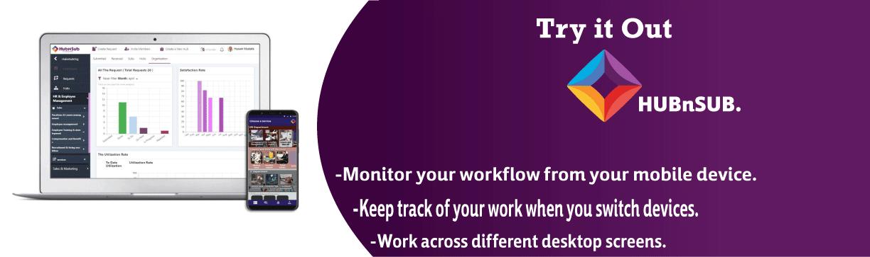 hubnsub workflow management system